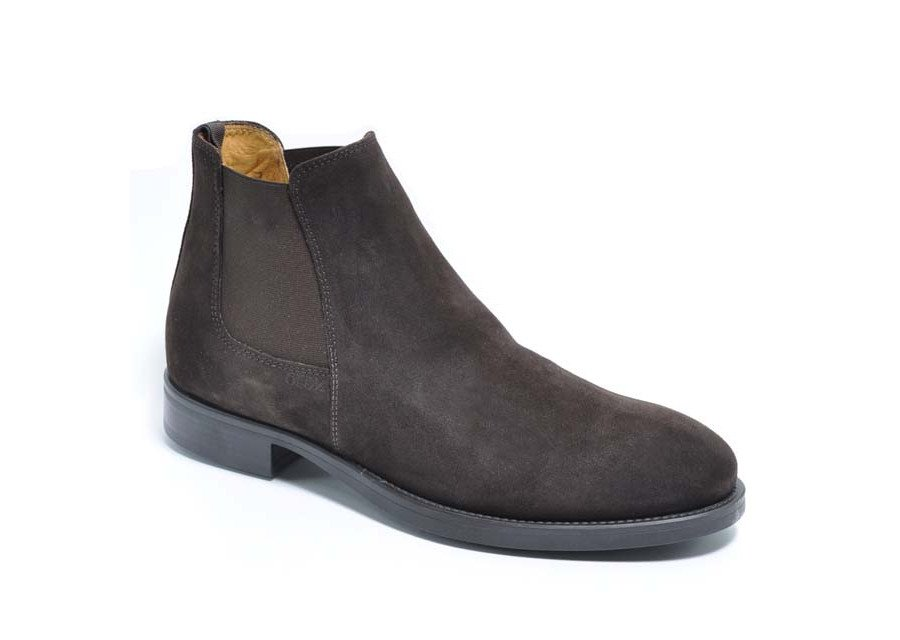 Sergio ST Suede Coffee