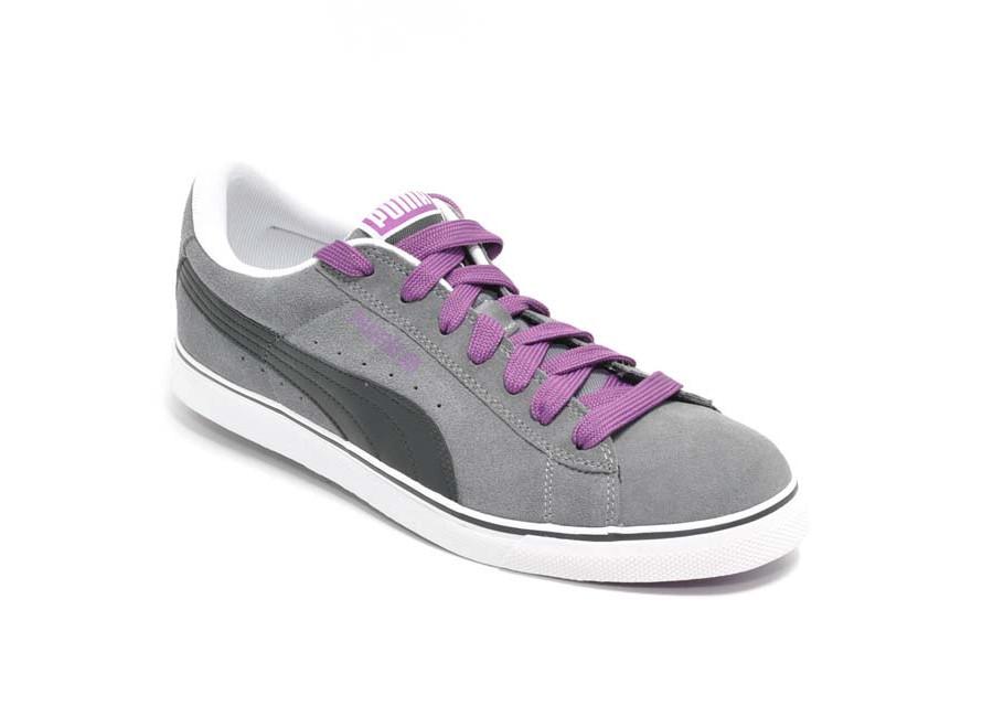 S. Vulc Steel Grey