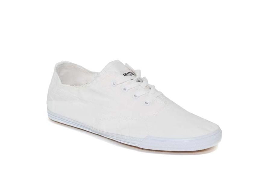 Tekkies Jam White