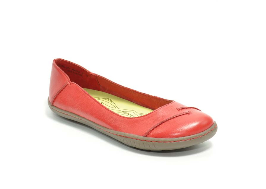 Amaya Bright Red