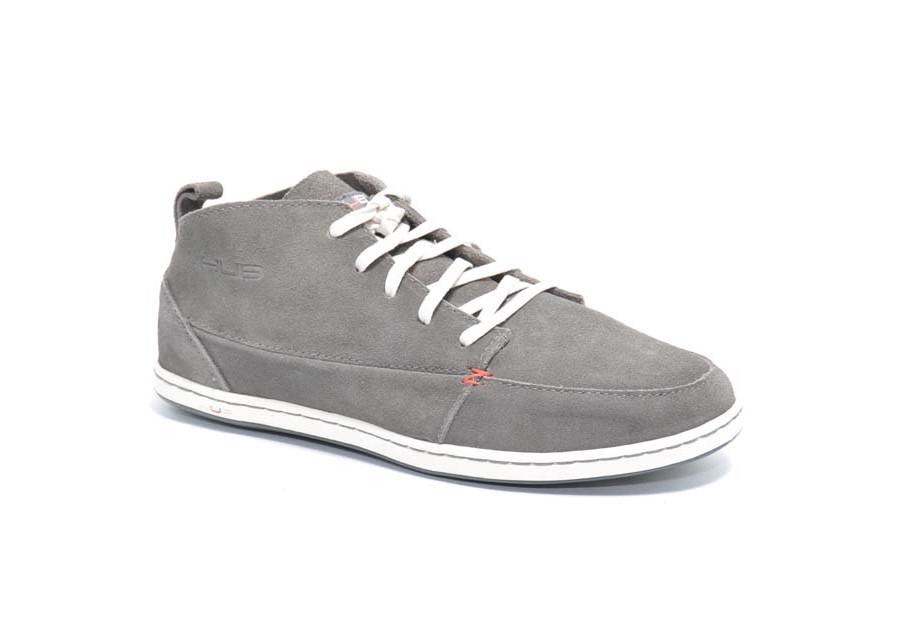 Mac Suede Grey