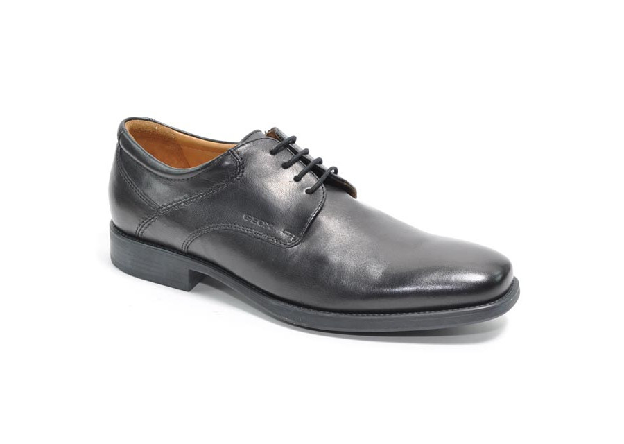 Federico R Smooth Leather Black