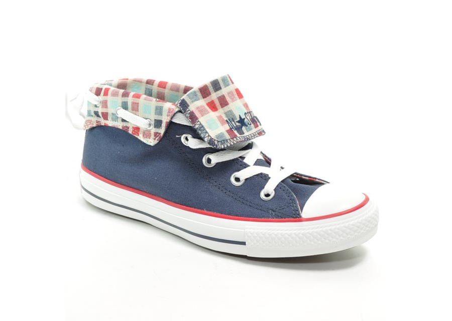 Chuck Taylor Lace Around Navy