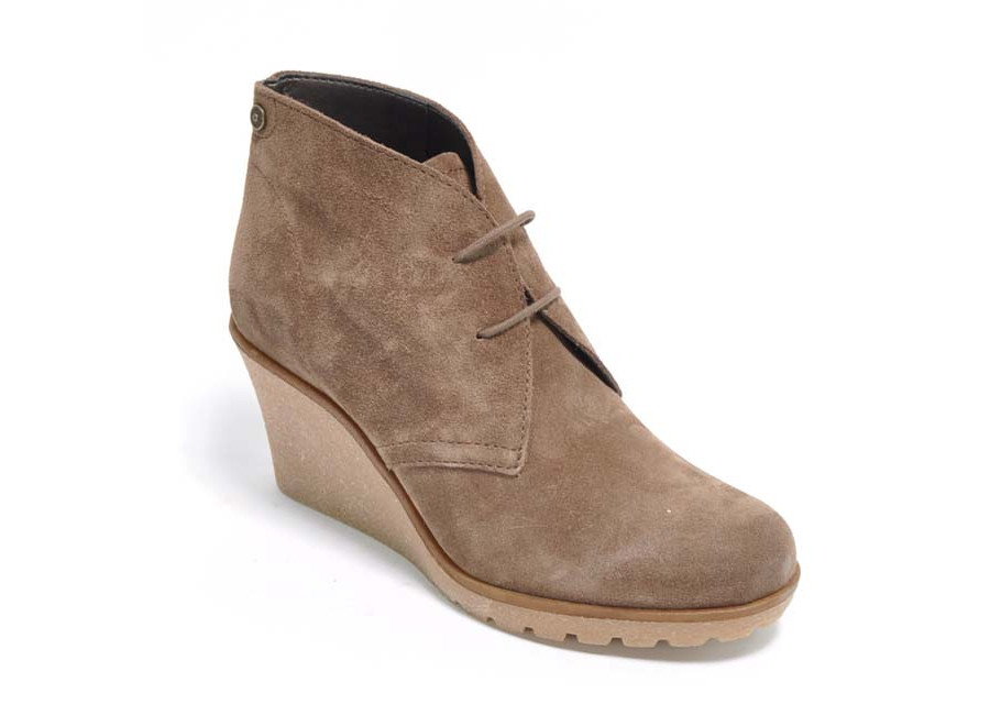 Bottines Wedge