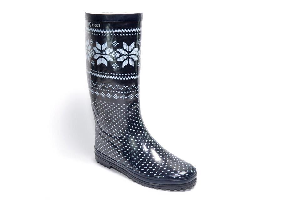 Polka Boot Fur Night