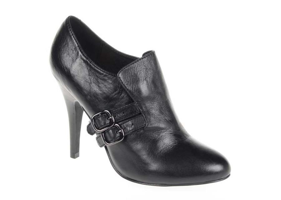 Chaussures à Talon avec Boucles
