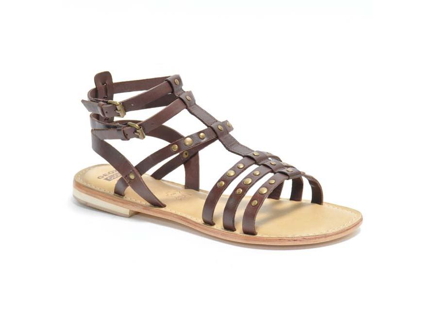 D Camelia Leather