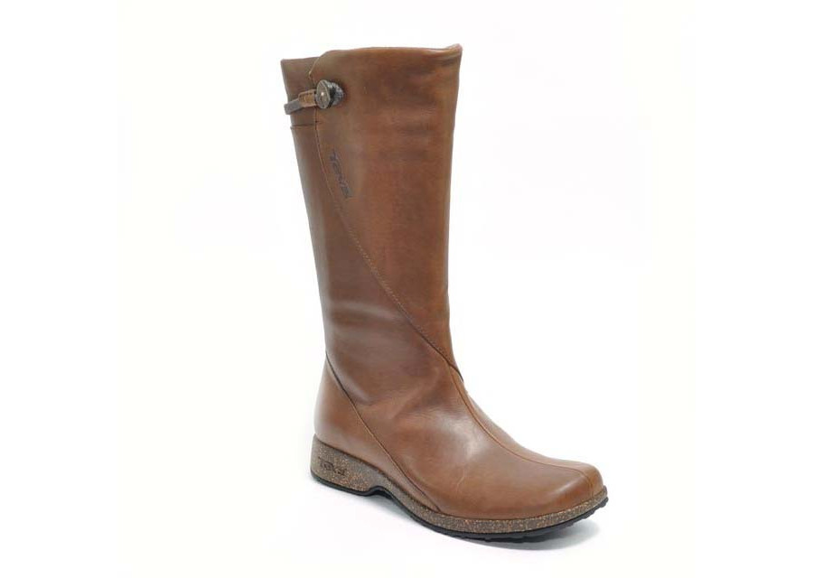 Montecristo Boot Leather