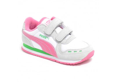 Cabana Racer Grey/Pink