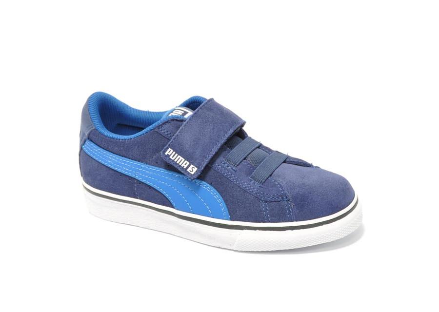 S. Vulc Kids Blue