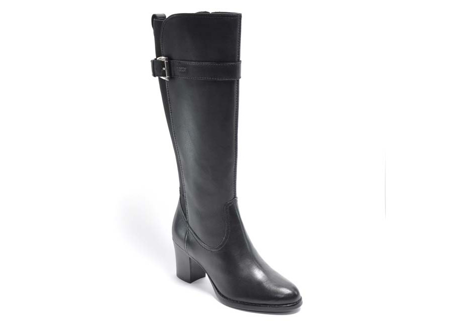 Praga Smooth Leather Black