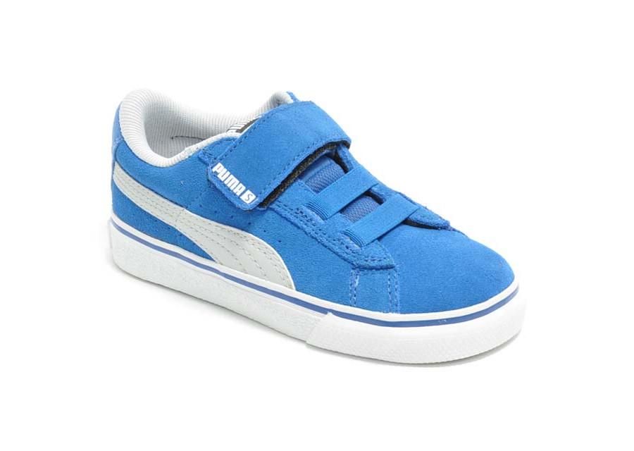 S. Vulc Kids Snorkel Blue/Grey