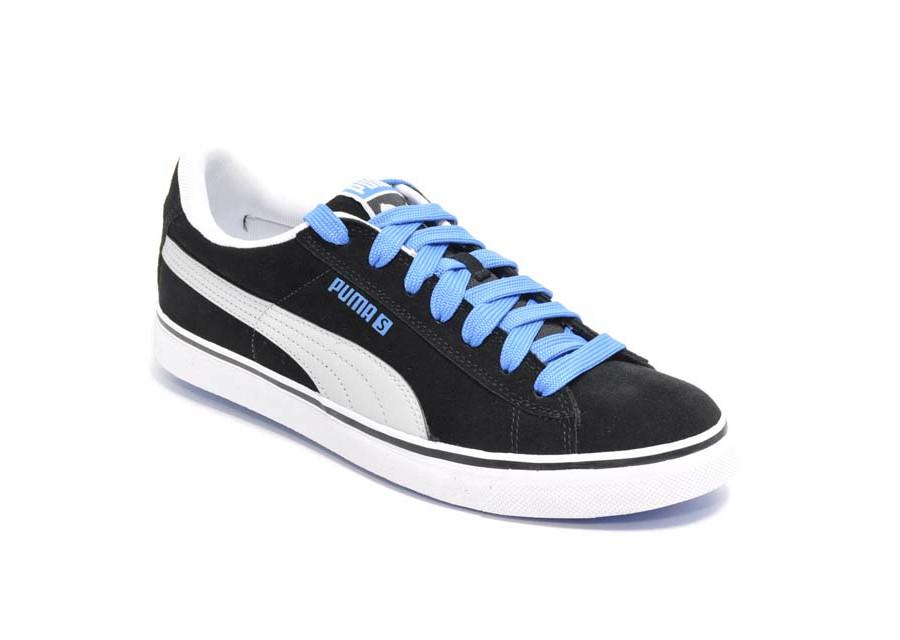 S. Vulc Black/Blue