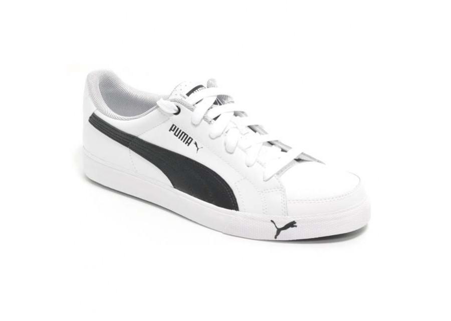 Court Point White/Black