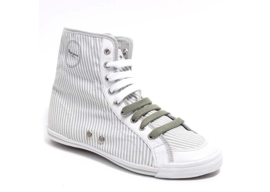Stoff Sneakers