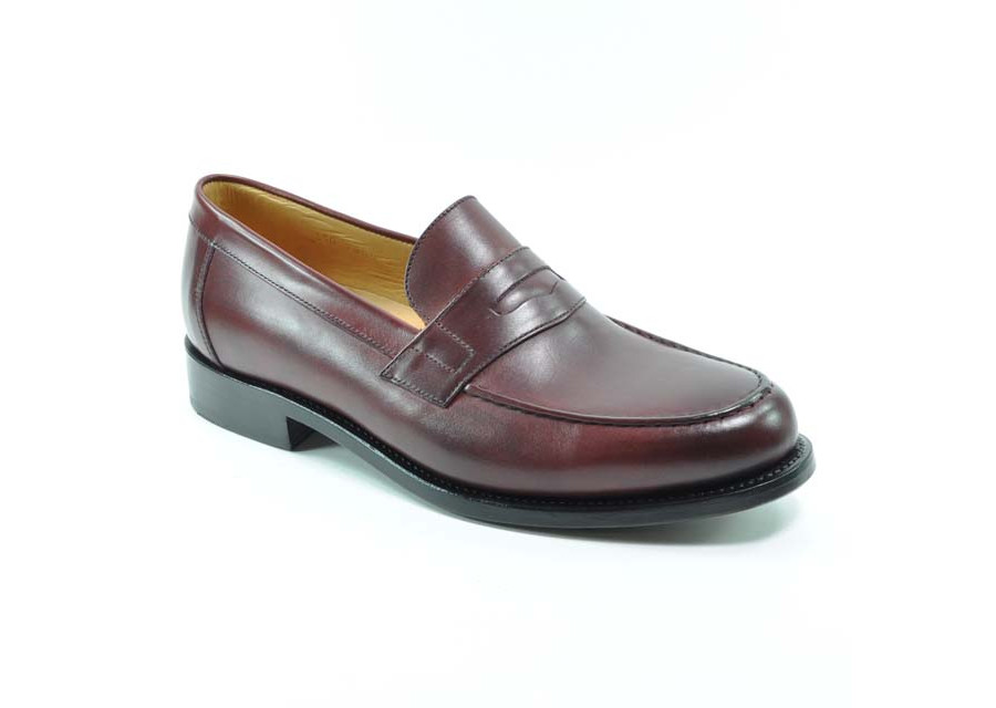 Loafer Burgundy