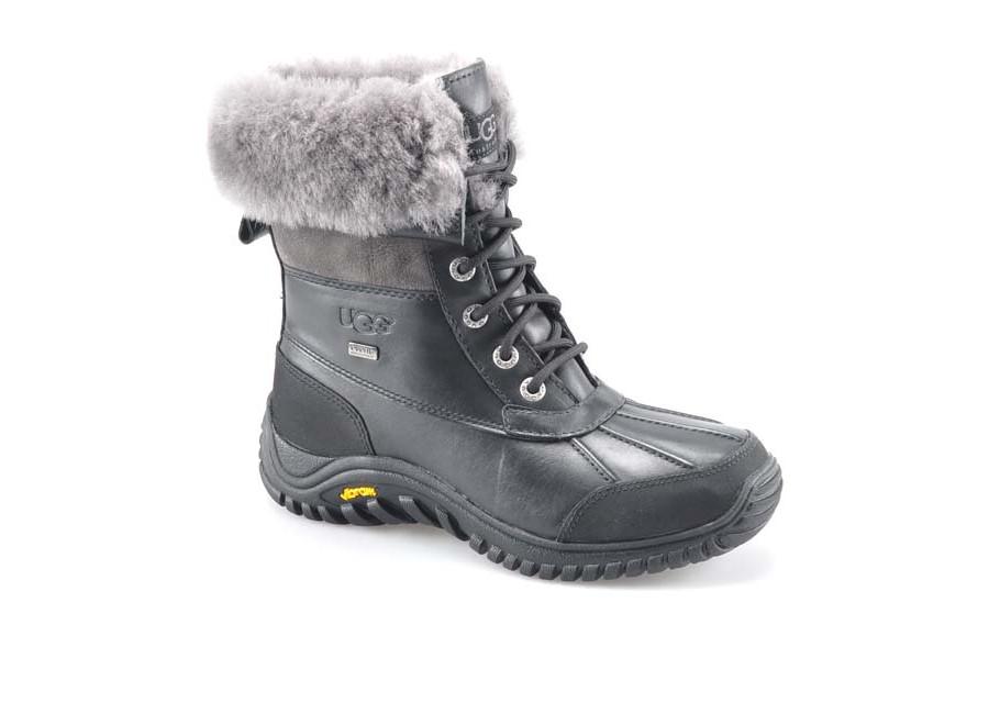 Adirondack Boot Black