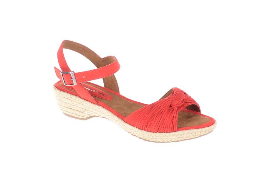 Sandaletten mit Schnallen