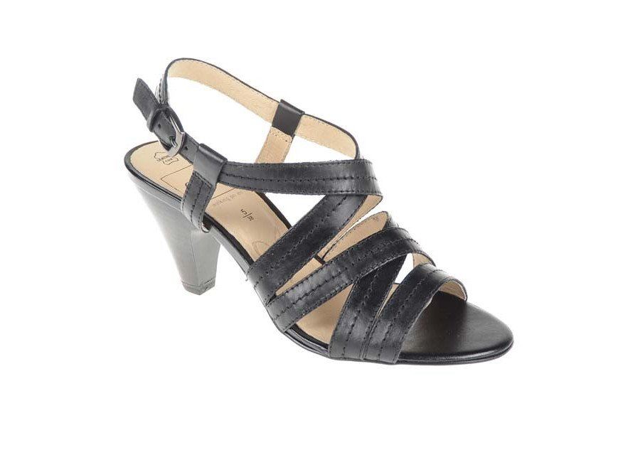 Schuhe mit Schnallen