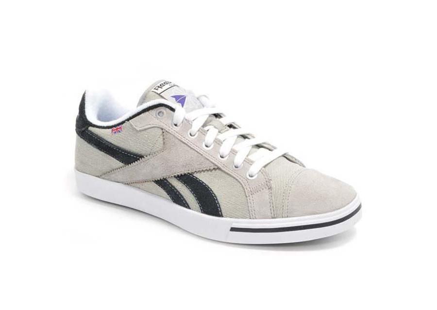 Tennis Vulc Low Light Grey