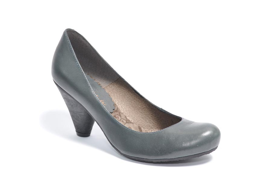 Salvaje Leather Grey