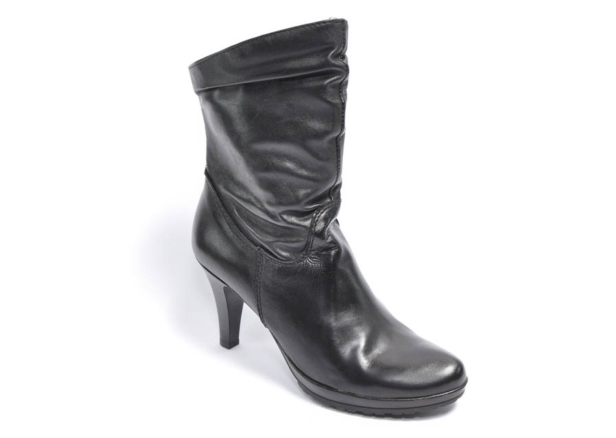 Low boots black