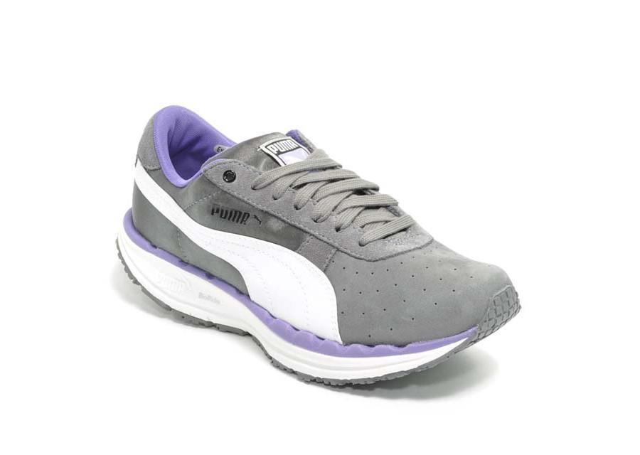 BodyTrain LS Nubuck Grey-Violet