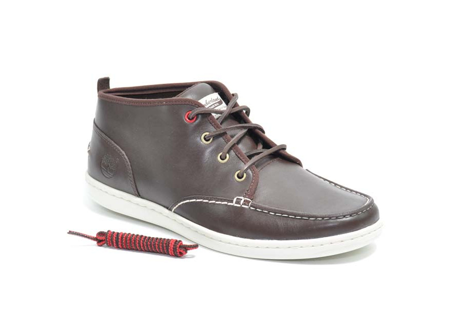 Cup Chukka Dark Brown