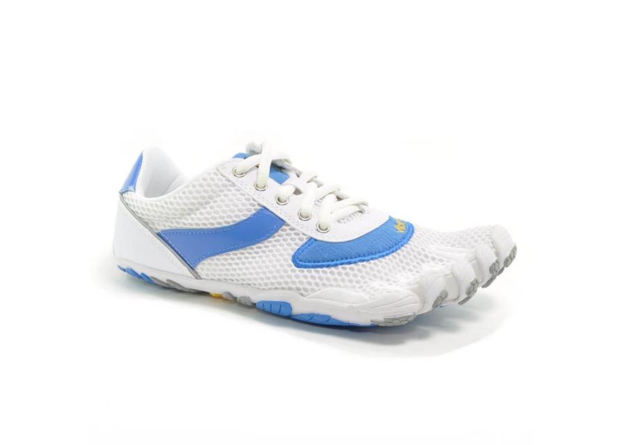 Speed White-Blue W