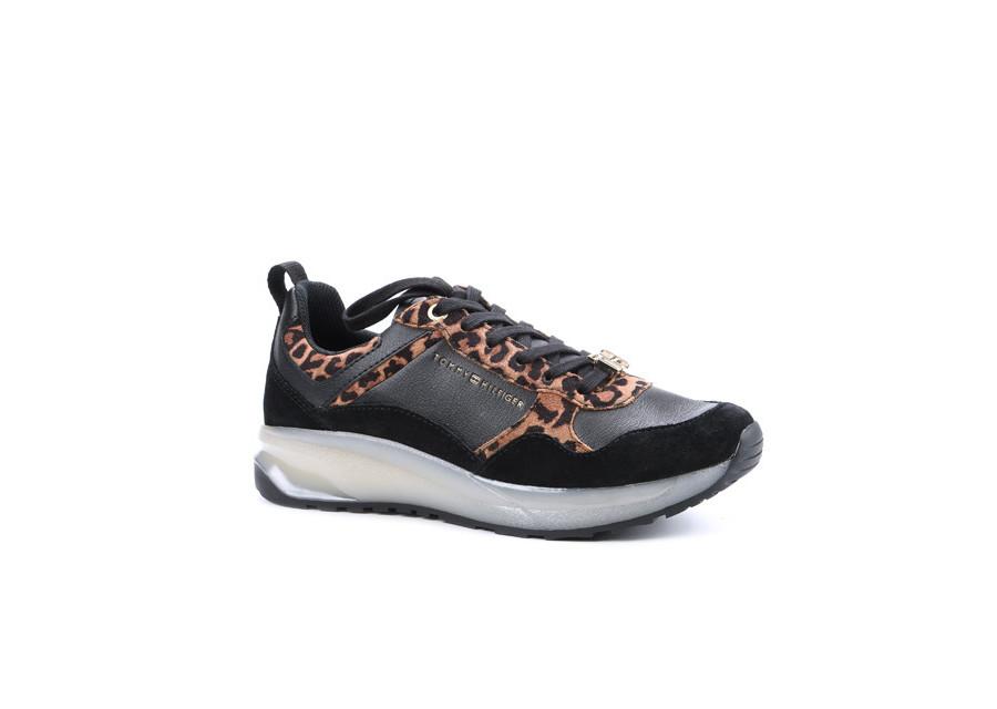 Leo Print Sporty Sneaker